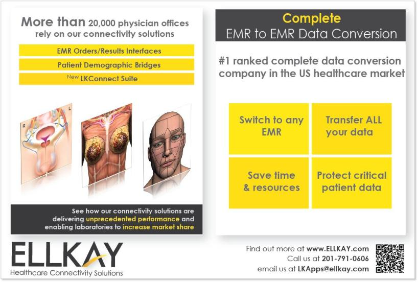 Leaders in Laboratory Solutions and EMR Data Conversions